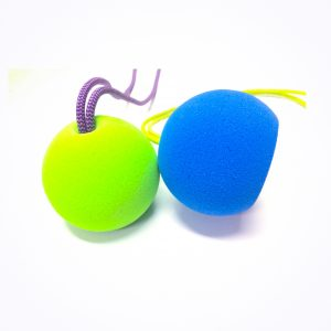 bolas entrenamiento escalada