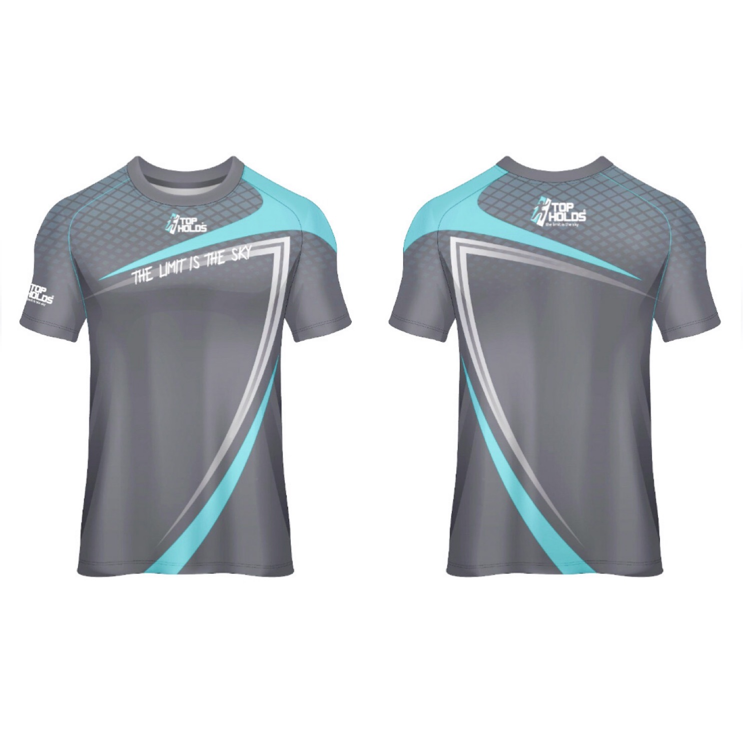 camiseta ocr top holds